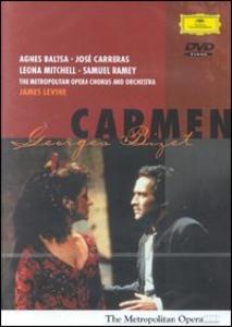 Film Georges Bizet. Carmen Brian Large
