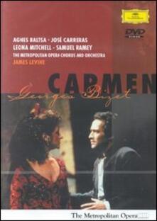 Georges Bizet. Carmen di Brian Large - DVD