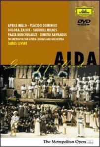 Giuseppe Verdi. Aida di Brian Large - DVD