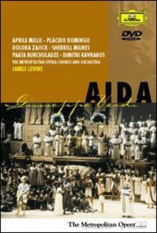 Giuseppe Verdi. Aida (DVD) - DVD di Placido Domingo,Sherrill Milnes,Aprile Millo,Giuseppe Verdi