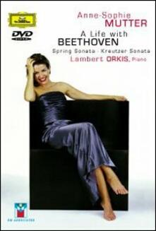 Anne-Sophie Mutter. A Life With Beethoven - DVD