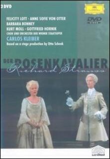 Richard Strauss. Il Cavaliere della Rosa (2 DVD) - DVD di Richard Strauss,Anne Sofie von Otter,Barbara Bonney,Felicity Lott,Carlos Kleiber