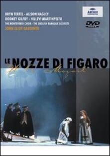Wolfgang Amadeus Mozart. Le nozze di Figaro (DVD) - DVD di Wolfgang Amadeus Mozart,John Eliot Gardiner