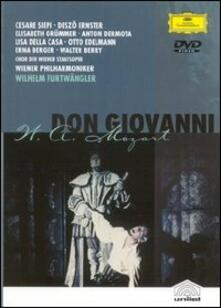 Wolfgang Amadeus Mozart. Don Giovanni - DVD