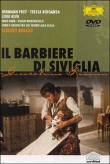 Gioacchino Rossini. Il Barbiere di Siviglia (DVD) di Jean-Pierre Ponnelle - DVD