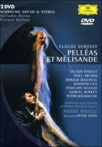Claude Debussy. Pelleas et Melisande (2 DVD) di Peter Stein - DVD