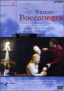 Film Giuseppe Verdi. Simon Boccanegra Brian Large