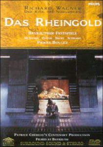 Film Richard Wagner. L'Oro del Reno Brian Large