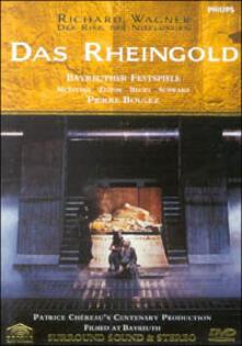 Richard Wagner. L'Oro del Reno di Brian Large - DVD