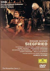 Film Richard Wagner. Sigfrido Brian Large
