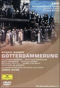 Richard Wagner. Il crepuscolo degli Dei (2 DVD) - DVD