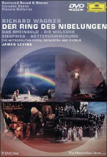 Richard Wagner. L'Anello del Nibelungo (7 DVD) - DVD