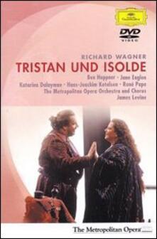 Richard Wagner. Tristano e Isotta (2 DVD) di Brian Large - DVD