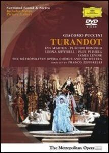Giacomo Puccini. Turandot di Franco Zeffirelli,Kirk Browning - DVD