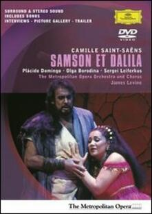 Charles Camille Saint-Säens. Sansone e Dalila - DVD