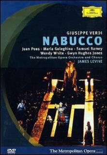 Giuseppe Verdi. Nabucco (DVD) - DVD di Giuseppe Verdi