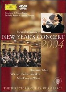 New Year's Concert 2004. Concerto di capodanno 2004. Riccardo Muti - DVD