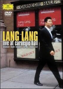 Lang Lang. Live At Carnegie Hall - DVD