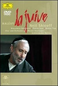 Film Jacques Fromental Halevy. La Juive. L'ebrea