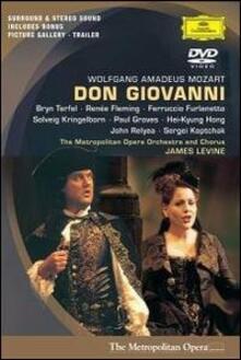 Wolfgang Amadeus Mozart. Don Giovanni (2 DVD) - DVD
