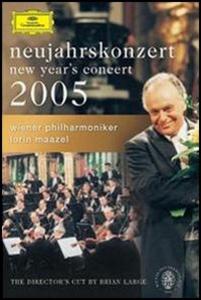 Film New Year's Concert 2005. Lorin Maazel