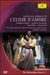 Gaetano Donizetti. L'elisir d'amore di Brian Large - DVD