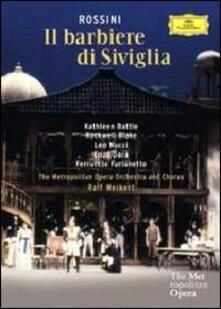 Gioacchino Rossini. Il Barbiere di Siviglia (2 DVD) di Brian Large - DVD
