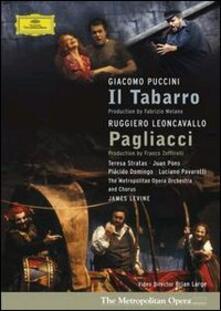 Giacomo Puccini. Il tabarro. Ruggero Leoncavallo. Pagliacci - DVD