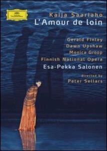 Kaija Saariaho. L 'Amour de loin - DVD