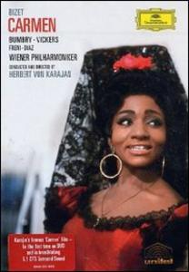Film Georges Bizet. Carmen