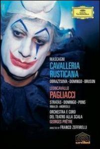 Film Cavalleria Rusticana - Pagliacci Franco Zeffirelli