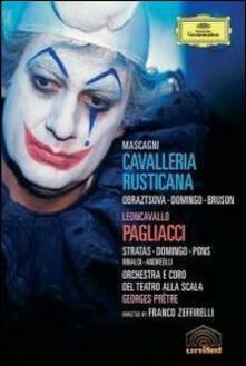 Cavalleria Rusticana - Pagliacci di Franco Zeffirelli - DVD