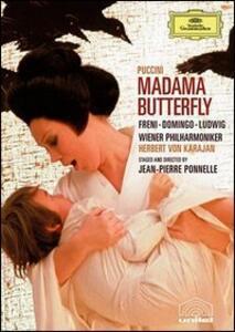 Giacomo Puccini. Madama Butterfly di Jean-Pierre Ponnelle - DVD