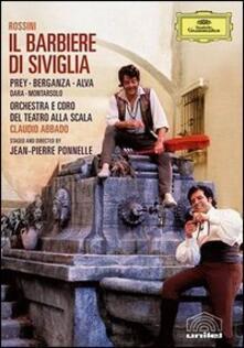 Gioacchino Rossini. Il Barbiere di Siviglia di Jean-Pierre Ponnelle - DVD