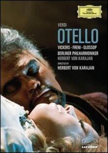 Giuseppe Verdi. Otello di Herbert Von Karajan - DVD