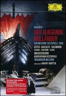 Richard Wagner. L'Olandese Volante di Harry Kupfer,Brian Large - DVD