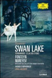 Pyotr Ilyich Tchaikovsky. Lago dei Cigni di Truck Branss - DVD
