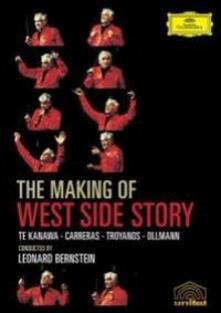 Making of West Side Story (DVD) - DVD di Leonard Bernstein