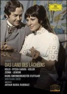 Franz Lehar. Das Land des Lächelns. Il paese del sorriso - DVD