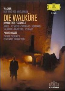 Richard Wagner. Die Walkure. La valchiria (2 DVD) - DVD
