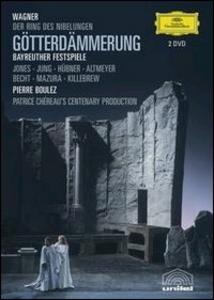 Film Richard Wagner. Götterdämmerung. Il crepuscolo degli dei