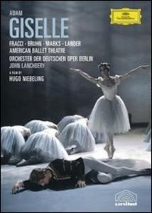 Film Adolphe Adam. Giselle Hugo Niebeling , David Blair