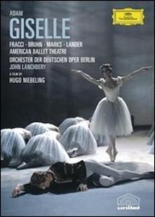 Adolphe Adam. Giselle di Hugo Niebeling,David Blair - DVD