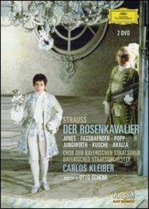 Film Richard Strauss. Il Cavaliere della Rosa. Der Rosenkavalier Karlheinz Hundorf