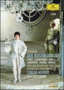 Richard Strauss. Il Cavaliere della Rosa. Der Rosenkavalier (2 DVD) di Karlheinz Hundorf - DVD