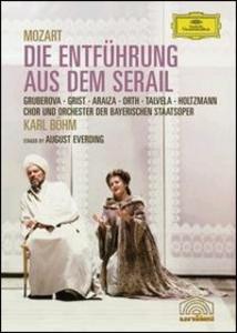 Film Wolfgang Amadeus Mozart. Il ratto del Serraglio. Die Entführung aus dem Serail August Everding
