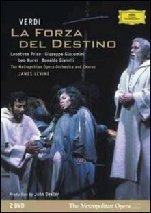 Giuseppe Verdi. La Forza del Destino (2 DVD) di John Dexter,Kirk Browning - DVD