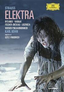 Richard Strauss. Elettra (2 DVD) di Gotz Friedrich - DVD