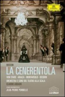 Gioacchino Rossini. La Cenerentola di Jean-Pierre Ponnelle - DVD