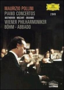 Maurizio Pollini. PIano Concertos (2 DVD) - DVD